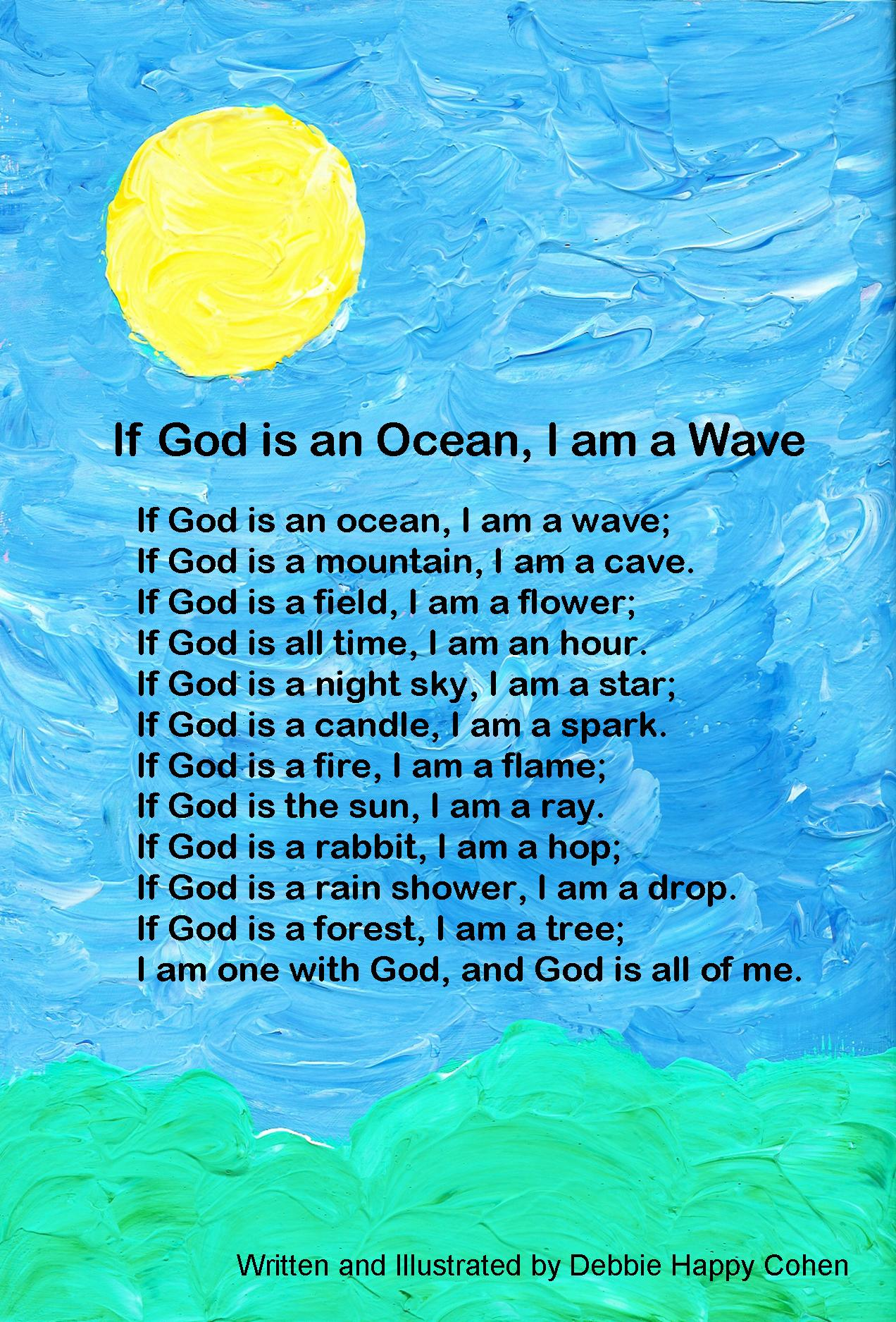 postcard-front-if-god-is-an-ocean-sun-with-waves-with-poem-size-4-25-x ...